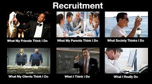 A Recruitment Meme Anyone Else Feel The Same Funny