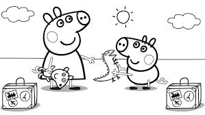 Small Picture Dibujos De Peppa Pig Para Colorear En El Ordenador Imagenes de