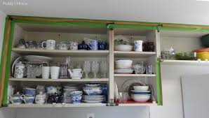 wonderfull design painting inside kitchen cabinets makeover puddys house ideas trends
