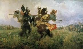 Реферат по истории Куликовская битва Реферат по истории Куликовская битва 4