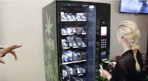 Mj Vending Machines Mesmerizing Would You Buy Weed From A Vending Machine Marijuana