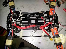 pdb or wiring harness helifreak oh and on a mini build like this its just a matter of twisting together some esc wires and adding battery connectors a pdb would be a waste on something