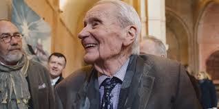 Christopher Tolkien, Son Of J.R.R. Tolkien, Dies At 95