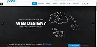 A Database Template Contains Pre Built 50 Responsive Html Css Web Templates For 2018 1stwebdesigner