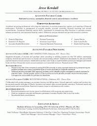 Ideas of Accounts Payable Specialist Resume Sample For Your Download Resume