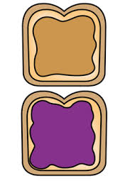peanut butter and jelly clipart. Peanut Butter And Jelly Partners Throughout Clipart