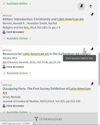 How To Find And Use The Citation Path Decker Library Catalog