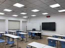 office lighting solutions. DEWA Academy Dubai (5) Office Lighting Solutions S