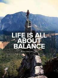 Lifeisallaboutbalancequote40 A Pondering Mind New Balanced Life Quotes