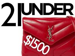 Best Designer Handbags Under 1500 The Best Fall 2018 Bags Under 1 500 From 21 Premier