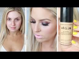 first impression stila stay all day foundation concealer you