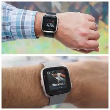 Fitbit Blaze Vs Fitbit Versa Comparison Verdict Review