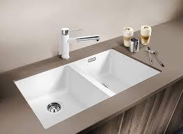kitchen sinks undermount porcelain undermount kitchen sink u shaped polished brass granite composite backsplash countertops flooring islands triple bowl