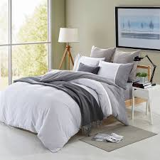 contemporary duvet covers cover queen white set double with regard to california king