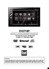 dual double din wiring diagram wiring diagram for you • dual xdvd256bt manuals rh manualslib com pioneer dual din pioneer double din bluetooth