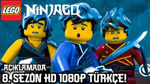 Lego Ninjago 8. Sezon Tüm Bölümler FULL HD/1080p Türkçe Dublaj ! KESİLEN  SAHNELER Dahil ! AÇIKLAMADA - YouTube