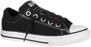 converse shoes for girls black and white. converse chuck taylor street mid storm wind 650129f girls\u0027 shoes trainers for girls black and white