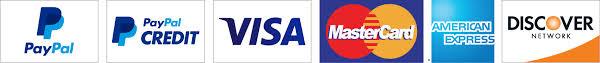 Image result for visa mastercard american express paypal logo