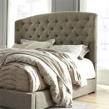 queen fabric headboard queen upholstered headboard in graphite diy fabric headboard queen bed