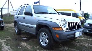 2005 Jeep Cherokee Liberty. Start Up, Engine, and In Depth Tour ...