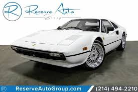 Zffla13c000056315 sold for usd$83,651 2020 silverstone auctions : Used Ferrari 308 For Sale Right Now Cargurus