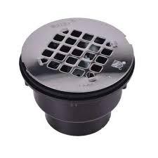 oatey abs shower drain