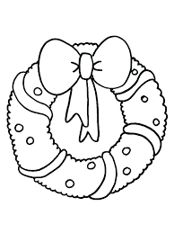 Wreath Coloring Pages To Print Wreath Coloring Pages Coloring Pages