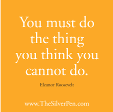 Must Do Eleanor Roosevelt The Silver Pen