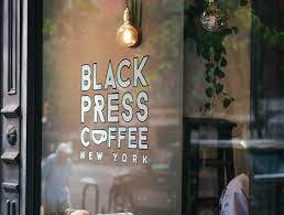 The winning shop only does one thing — and it does it extremely well. About Black Press Coffee New York Coffee Tea Pastries