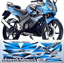 Maybe you would like to learn more about one of these? Jual Stiker Cutting Honda Striping Cbr Old 150 Biru Di Lapak Jola Stickrz Bukalapak