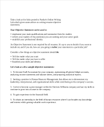 sample general resume objective 5 documents in pdf intended for general resume objective sample resume objectives general