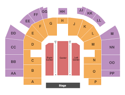 Jaffa Shrine Center Seating Charts For All 2019 Events