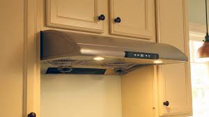 stove vent hood. kitchen range hood or over the microwave for venting | today\u0027s homeowner stove vent