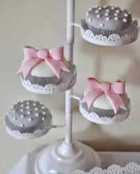 pink and gray baby shower via kara s party ideas karaspartyideas com cake printables