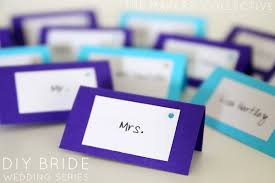 wedding placecards DIY 2 diy bride series wedding place cards for under 3c each on how to make name cards wedding