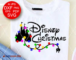 Choose from 11000+ christmas tree graphic resources and download in the form of png, eps, ai or psd. Svg Disney Christmas Free Svg Cut Files