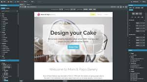 Web Page Design Using Bootstrap Creating A Website With Bootstrap Studio Tutorial Web