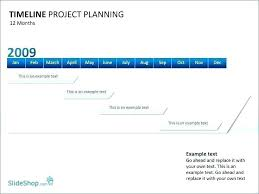 Project Plan On A Page Template