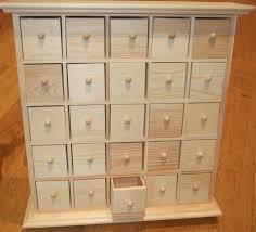 Plain Wooden Boxes To Decorate PlainWoodenAdventCalendarschoiceofstylesreadytodecorate 53