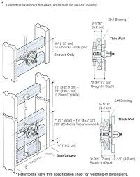 how to install a bathtub shower outstanding how to install bathroom shower faucet replace bathroom tub
