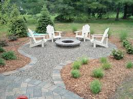 How To Build A Fire Pit  DIY Fire Pit  Howtos  DIYBackyard Fire Pit Area