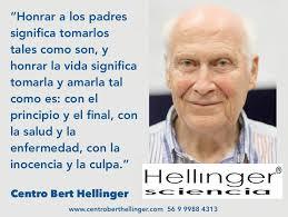 El contacto: alma a alma Entrevista con... - Centro Bert Hellinger de  Constelaciones Familiares | Facebook