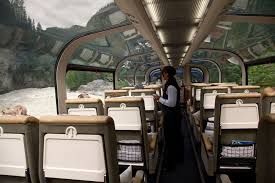 Image result for rocky via rail