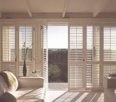 Glass Door plantation shutters for sliding glass door photos : Trojan Timbers Internal Bifold Plantation Shutters | home ...