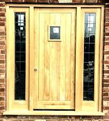 exterior door frame replacement exterior door jamb repair window frame replacement 9 lite unfinished hemlock front