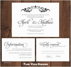 What Size Are Rsvp Cards For Wedding Invitations Wedding