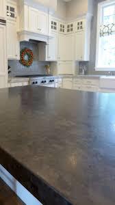 Legacy Granite Designs Contemporary Marron Cohiba Granite Kitchen Island Granite