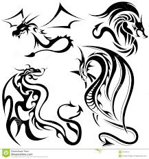 татуировки драконы фото