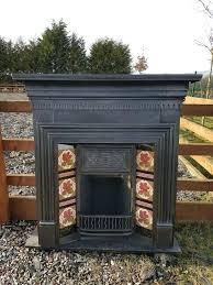 gallery cast iron fireplace mantelpiece