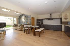 30 Spacious And Airy Open Plan Kitchen Ideas  DigsDigsKitchen And Living Room Open Plan